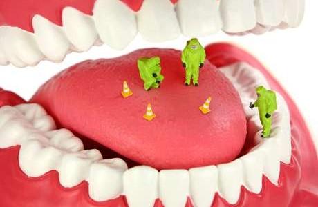 Bactérias na boca – como prevenir e combater.